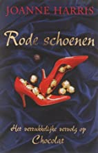 Rode schoenen by J. Harris