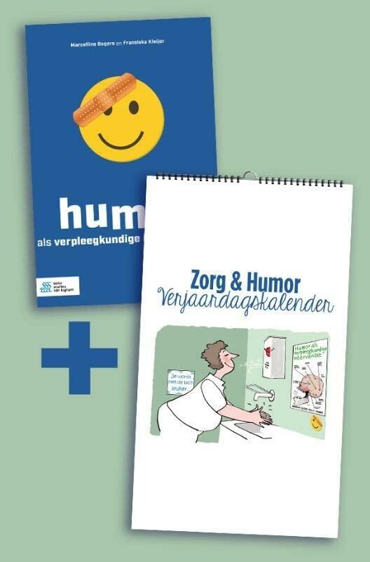 humor-als-verpleegkundige-interventie-20-inclusief-kalender-dutch-edition
