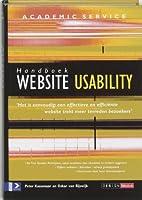 Handboek website usability by Peter…