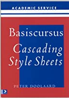 Basiscursus Cascading Style Sheets by Peter…