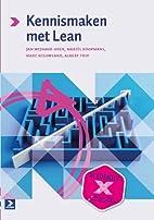 Kennismaken met Lean by Jan-Wijnand Hoek
