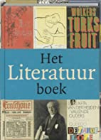 Het literatuurboek by Jan Bos
