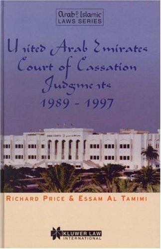 united-arab-emirates-court-of-cassation-judgements-arab-islamic-laws