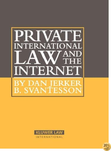Private International Law and the Internet (Information Law Series Set)