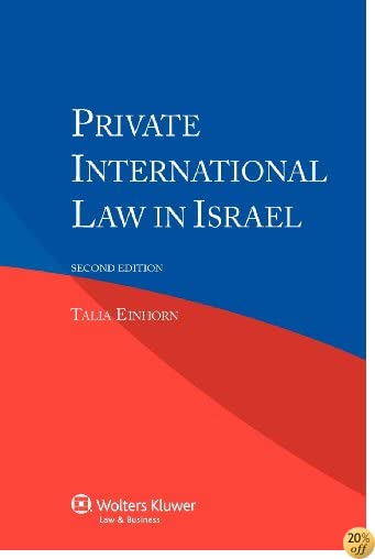 Private International Law in Israel - Second Edition