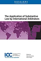 Application of Substantive Law by…