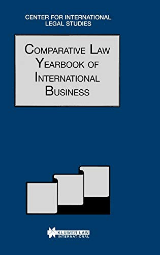comparative-law-yearbook-of-international-business-1999-comparative-law-yearbook-series-set