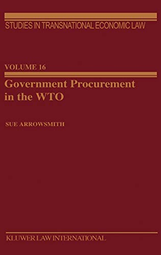 government-procurement-in-the-wto-studies-in-transnational-economic-law-set