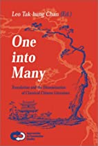 One into Many: Translation and the…