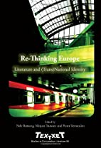 Re-Thinking Europe: Literature and…