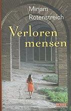 Verloren mensen by Mirjam Rotenstreich