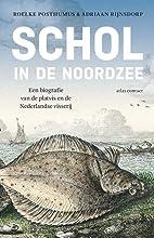 Schol in de Noordzee by Roelke Posthumus