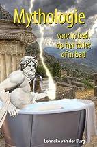 Mythologie by Lenneke van der Burg