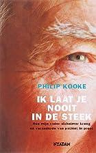 Ik laat je nooit in de steek by Philip Kooke