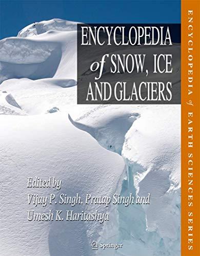 encyclopedia-of-snow-ice-and-glaciers-encyclopedia-of-earth-sciences-series