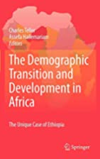 The Demographic Transition and Development…
