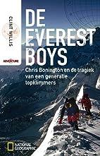 De Everest boys: Chris Bonington en de…