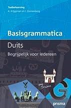 Basisgrammatica Duits begrijpelijk voor…