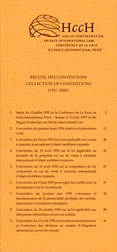 collection-of-conventions-1951-2009