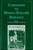 Companion to Middle English romance by Henk…