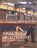 Melet, Ed: Sustainable Architecture: Towards a Diverse Built Environment