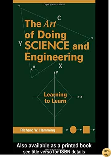 Art of Doing Science and Engineering: Learning to Learn