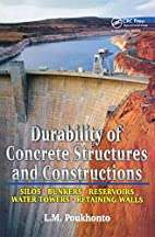 Durability of Concrete Structures and…