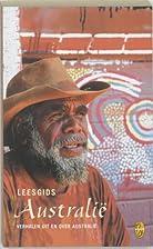 Leesgids Australië by Robert Hughes