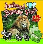 Wild Animals: Animal Jigsaw Fun by Yoyo…