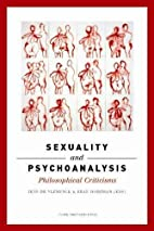 Sexuality and Psychoanalysis: Philosophical…