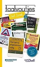 Taalvoutjes het boek 3 by Inger Hollebeek