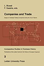 Companies and trade : essays on overseas…