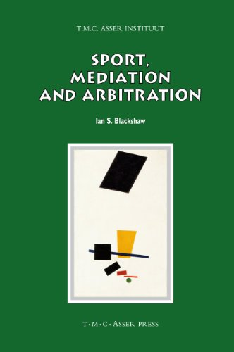 sport-mediation-and-arbitration-asser-international-sports-law-series