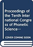 Cohen, A.: Proceedings of the Tenth International Congress of Phonetic Sciences