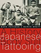 A History of Japanese Body Suit Tattooing by…