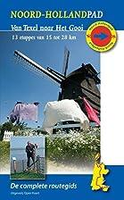 Noord-Hollandpad van Texel naar Het Gooi :…