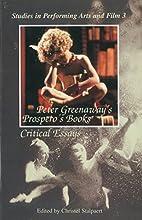 Peter Greenaway's Prospero's…