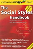 The Social Styles Handbook: Find Your…