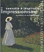 Impressionisme sensatie & inspiratie :…