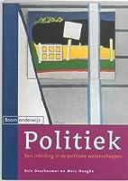 Politiek een inleiding in de politieke…