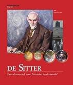 De Sitter : een alternatief voor Einsteins…