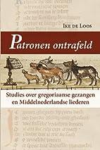 Patronen ontrafeld studies over Gregoriaanse…