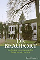 De Beaufort by Rob Melchers