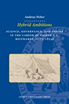 Hybrid Ambitions : Science, Governance, and…