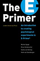 The E-Primer: An Introduction to Creating…
