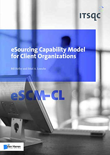 esourcing-capability-model-for-client-organizations-escm-cl