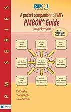 Pocket Companion to PMI's PMBOK Guide -…