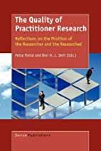 The Quality of Practitioner Research:…