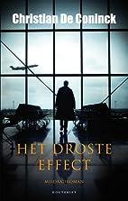 Het Droste-effect by Christian De Coninck