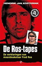 De Ros-tapes de verklaringen van…